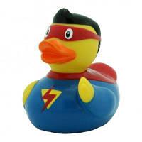 Игрушка для ванной LiLaLu Супермен утка (L1809)