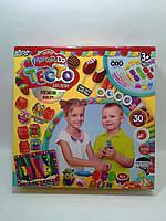 Danko Тесто для лепки Master Do 30 цв 20г коробка ТМD-03-02, TMD-03-03