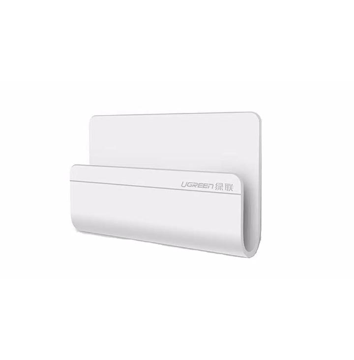 Настенный держатель Ugreen LP108 для мобильного телефона планшета самоклеющийся