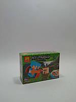 Игра Лего LELE My World (26002) Майнкрафт 12шт в блоке