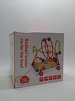 Игра Дерево Каталка лабиринт (С35760) в коробке