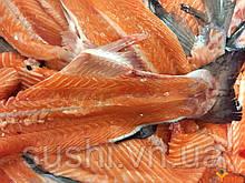 Хребты лосося с/м