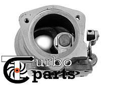 Корпус турбины Peugeot/ Citroen 1.6 THP от 2006 г.в. - 53039710163, 53039700117, 53039700118