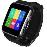 Смарт часы Smart Watch X6 (Bluetooth, камера, плеер, шагомер, whatsApp, фейсбук) black