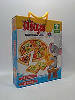 Игра ВладиТойс Гра на магнитах (VT3004-02) Пица