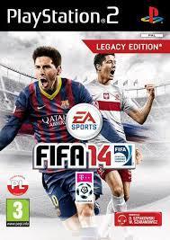 Игра для игровой консоли PlayStation 2, FIFA 14