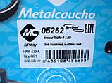 Натяжитель ремня генератора на Renault Trafic 1.9dCi -AC (2001-2006) Metalcaucho (Испания) MC05262, фото 9