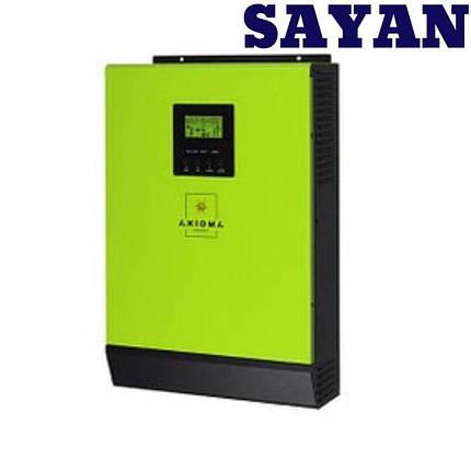 Сетевой инвертор + Резерв 4кВт, 48В, ISGRID 4000, AXIOMA energy, фото 2