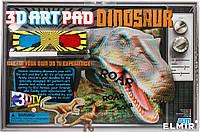 Игра 4М Дитяча лабораторія (03700) Динозаври 3D