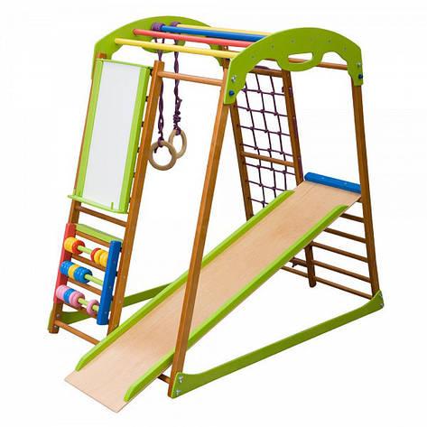 """Детская спортивная площадка """"BabyWood Plus"""", фото 2"""