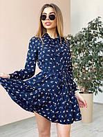 Женское красивое платье (3 цвета), фото 1