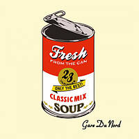 Пластинка виниловая GARE DU NORD Fresh From The Can (Coloured) 2LP 460006