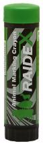 Маркер для маркировки животных RAIDEX (зеленый)