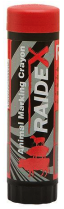 Маркер для маркировки животных RAIDEX (красный)