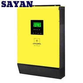 Инвертор с резервной функцией сетевой Axioma Energy Isgrid-BF3000 3кВт 1фаза для электрогенераторов и ИБП
