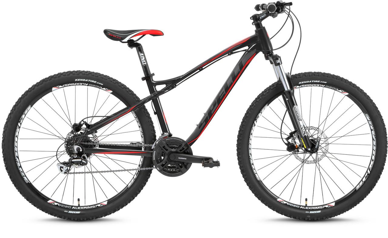 """Гірський велосипед Spelli SX5200 27.5"""" роз. рами - 19(L)"""