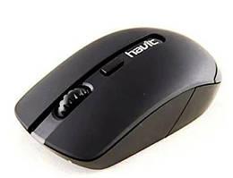 Мышка беспроводная оптическая Havit HV-MS989GT, черная