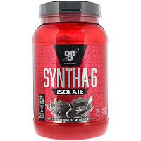 Протеин BSN Syntha-6 Isolate, 912 грамм Клубника