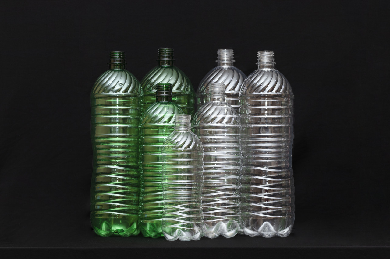 ПЭТ( пластиковая пищевая ) бутылка 0,5 л(цена за упаковку) в уп 200 шт ПРОЗРАЧНАЯ