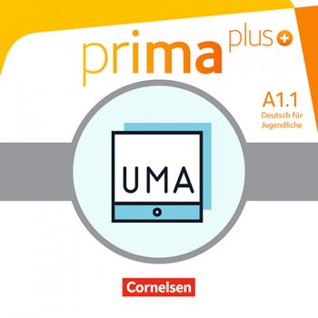 Prima plus A1/1 Unterrichtsmanager Vollversion online