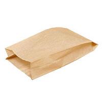 Крафт-пакеты для кофе, чая, трав, сухофруктов, орехов, семечек, печенья 310х170х60 (упак.100 грн.)