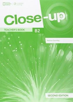 Close-Up 2nd Edition B2 teacher's Book with Online Teacher Zone