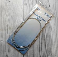 Спицы вязальные на тросике, 3 мм, дл.100см