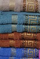 Махровое банное полотенце Версаче
