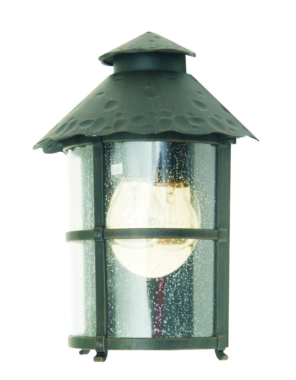 Уличное бра светильник настенный LusterLicht 1839 Caior I
