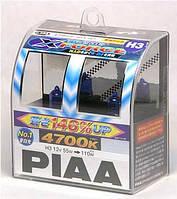 Автолампы PIAA Xtreme Force H3 / 4700K / комплект 2 шт./ подарок LED габариты PIAA