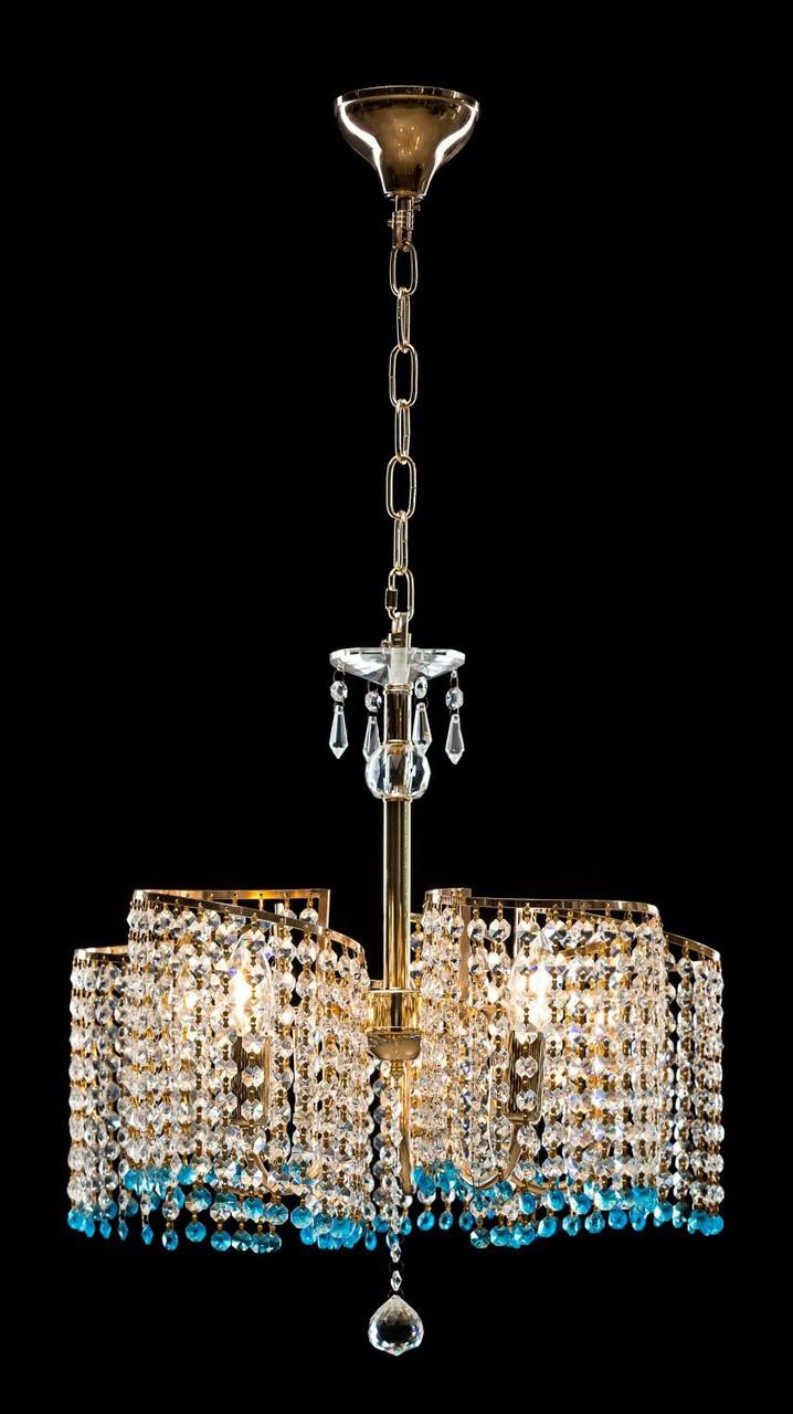 Хрустальные светильники люстры в классическом стиле Splendid-Ray 30-2106-80