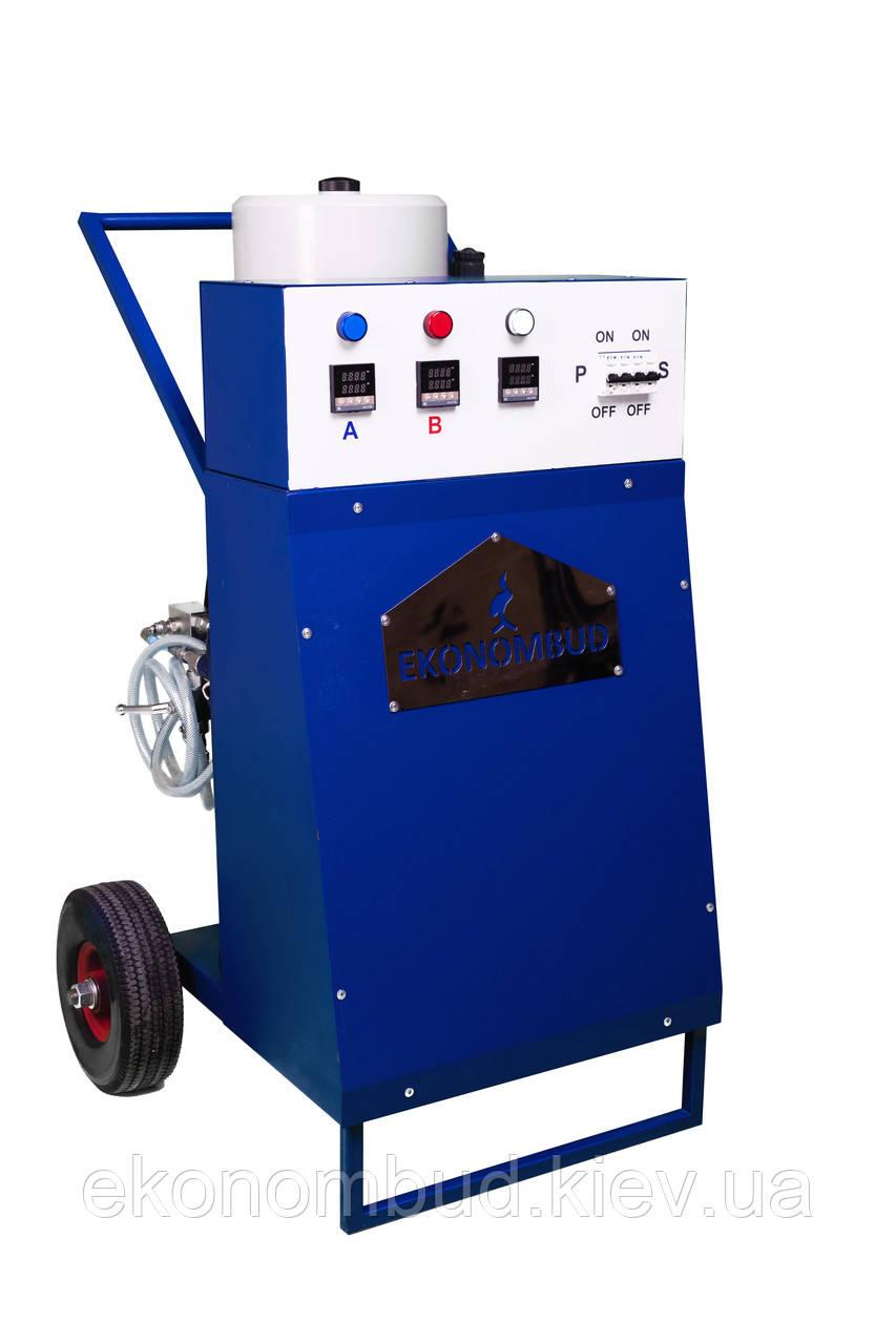 Оборудование для напыления пенополиуретана и полимочевины S9000M |Установка ППУ