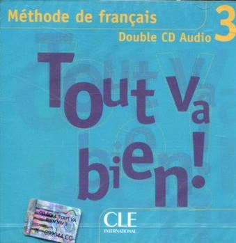 Tout va bien ! 3 Аудио CD