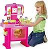 Детская игровая кухня маленькая хозяйка 661-51