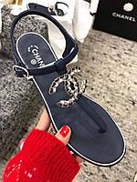 Босоножки женские Chanel (Шанель)