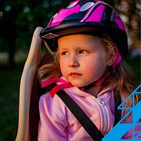 Детские велошлемы HEL(размер 48-52см), фото 1