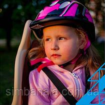 Детские велошлемы HEL(размер 48-52см)