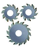 Пильные диски для зачистки торца импоста (Polar 1, Polar2, Aldox, Festool)