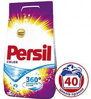 Стиральный порошок Persil Колор 6 кг (восстановление и защита цвета)