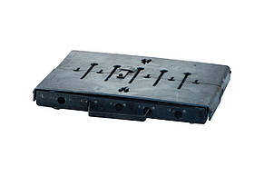 Мангал-чемодан на 10 шампуров (горячекатаный) толщина металла 2 мм, фото 3