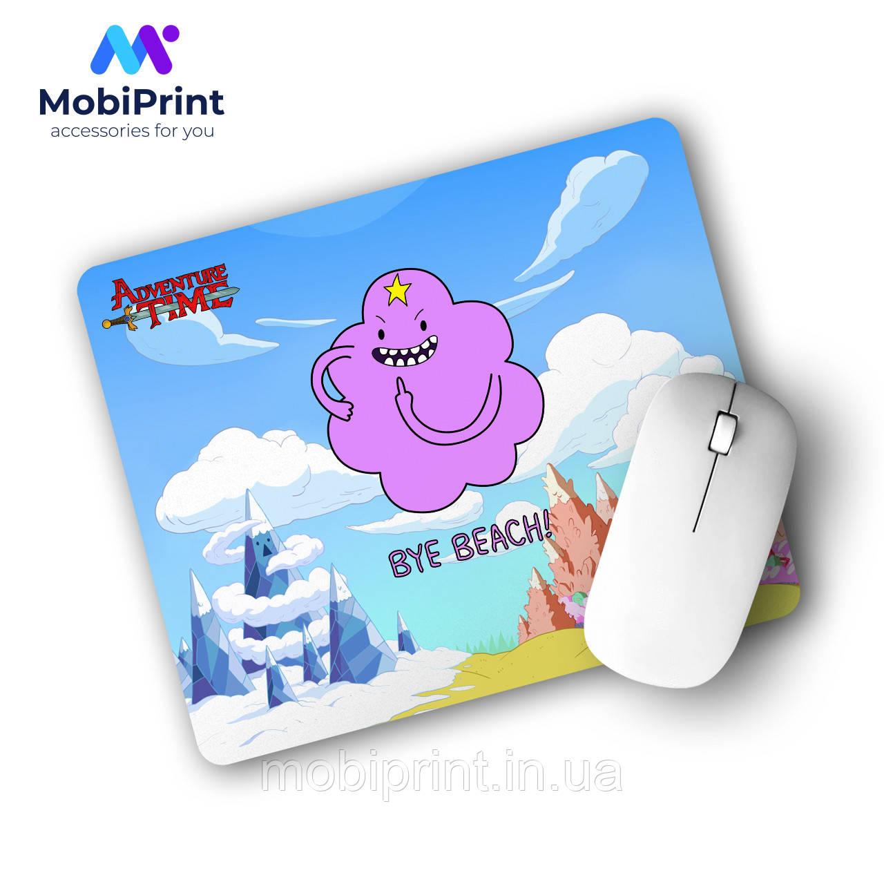 Коврик для мышки Принцесса пупырка Время приключений (Adventure Time) (25108-1578)