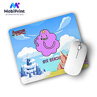 Коврик для мышки Принцесса пупырка Время приключений (Adventure Time) (25108-1578), фото 1