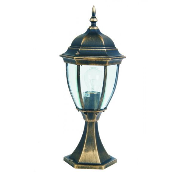 Уличный столбик садовый фонарь LusterLicht 1279S Dallas II
