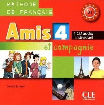 Amis et compagnie 4 Audio CD