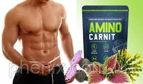 Аминокарнит (Aminocarnit) для росту м'язової маси. Оригінал!