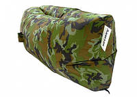 Надувной диван ламзак Air Sofa Army водонепроницаемый (2_009097)