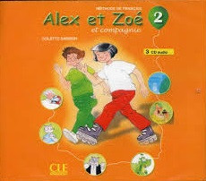 Alex et Zoe 2 Audio CD
