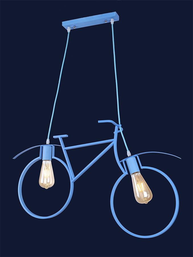 Светильники лофт LST 756PR7021-2 BLUE
