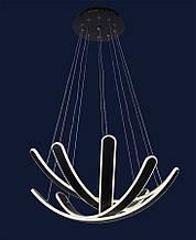 Люстры подвесные Levistella 801L7116+5 BK
