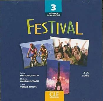 Festival 3 Audio CD